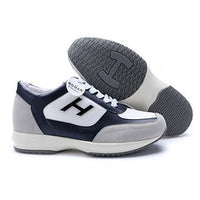 Hogan Fashion Men's Scarpe Sneakers Male Breathable Lightweight Casual Shoes Footwear Comfortable Tenis Jogging Walking Shoes