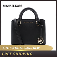 Michael Kors Bag Handbag Savannah SM Satchel 35H8GS7S1L
