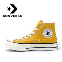 NEW Converse CHUCK 70 Retro version 1970S Original all star shoes  unisex sneakers yellow Skateboarding Shoes