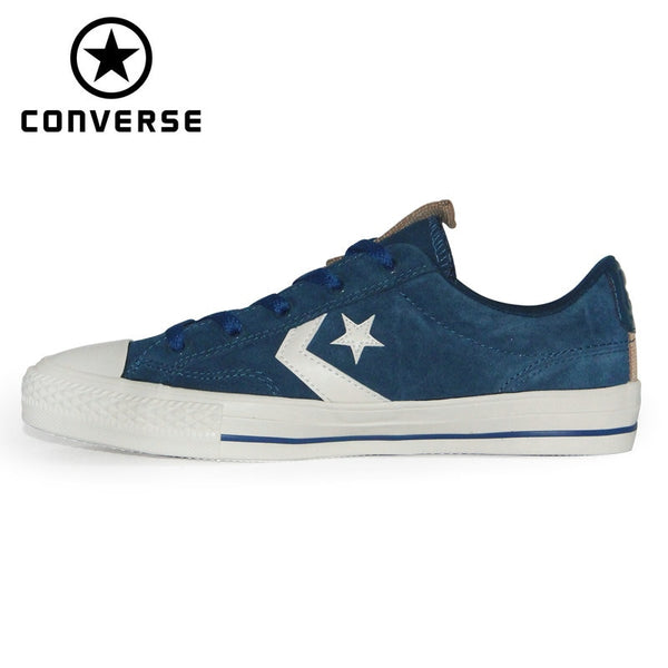 NEW Converse STAR PLAYER CONS Series autumn and Winter style plush leather keep warm unisex sneakers Skateboarding Shoes
