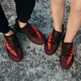 New Couples Running Shoes for Men Sneakers Women Breathable Mesh Jogging Walking Fitnes Trainers Sport Shoes Mens Athletic Shoes