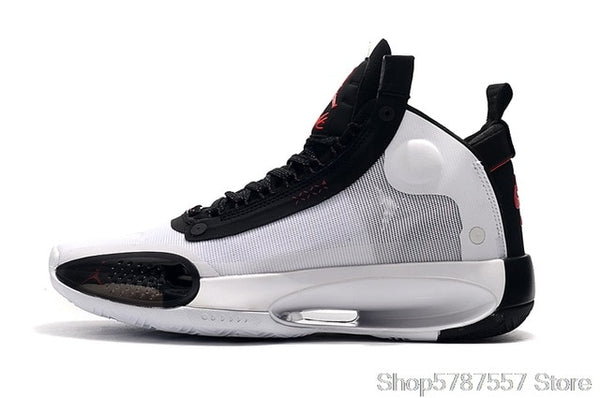 Nike Air Jordan 34 aj34 Men's cushioned lightweight basketball shoes outdoors Sneakers size 40-45