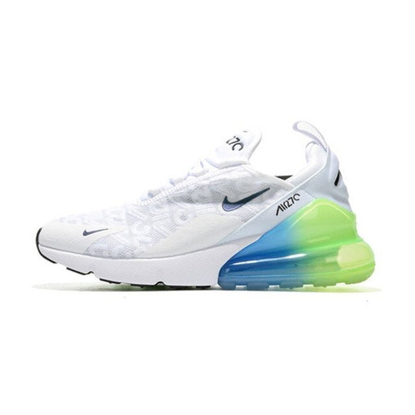 Nike Air Max 270 (gs) Kids Will Official Children Running Shoes Outdoor Comfortable Sports Sneakers #AQ9164