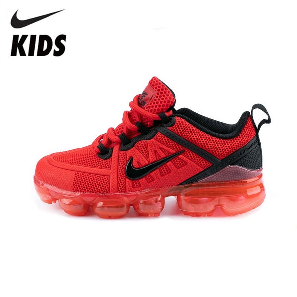 MREIO Dragon Reflection Childrens 3D Print Fly Knit Shoes Leisure Loafers Sneakers Gym Shoes For Boys For Girls