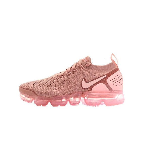 Nike Air Vapormax Flyknit 2 Kids Shoes Original Air Cushion Children Running Shoes Outdoor Sports Sneakers #942842