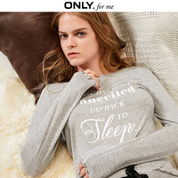 Only Home wear long sleeve T-shirt | 118302531