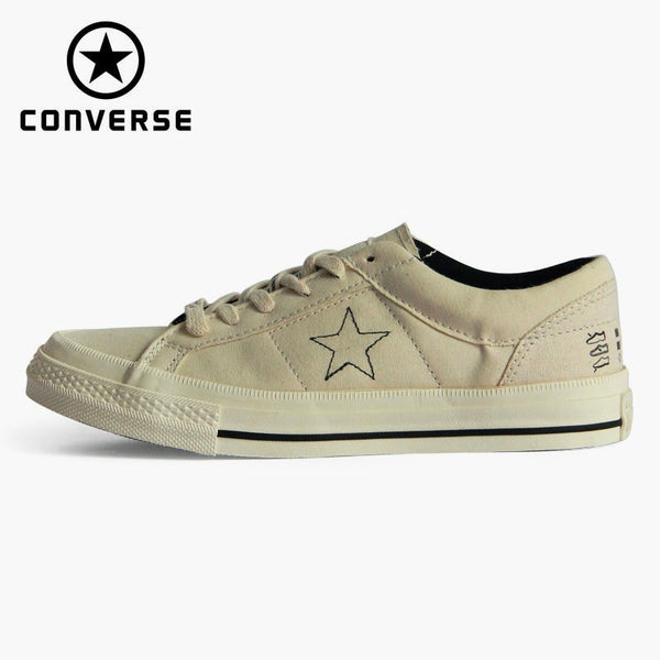 Original A limited edition Converse Midnight Studio x 1970 One Star sneakers man and wemen unisex Skateboarding Shoes 162124C