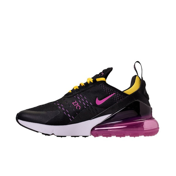 Original Authentic Nike Air Max 270 Men's Running Shoes Sports Outdoor Designer Athletic Footwear Jogging 2019 New CN7077-081