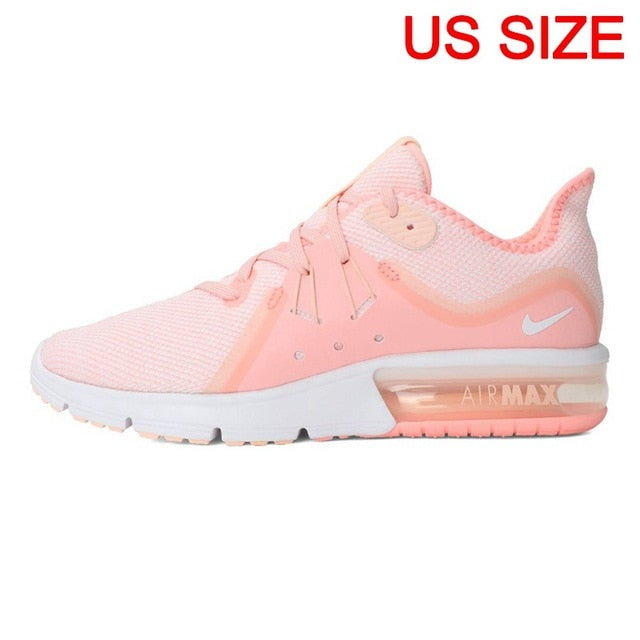 Original New Arrival NIKE AIR MAX SEQUENT 3 Women's Running Shoes Sneakers