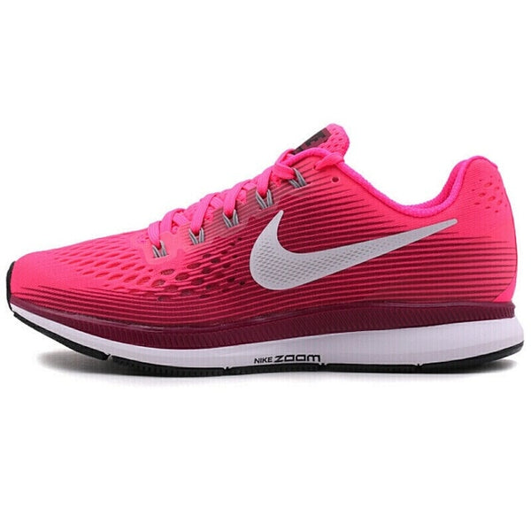 Original New Arrival  NIKE AIR ZOOM PEGASUS 34 Women's Running Shoes Sneakers