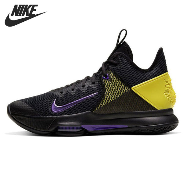 Original New Arrival  NIKE  LEBRON WITNESS IV EP  Men's  Basketball Shoes Sneakers