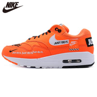 Original Nike Air Max 1 Lux Womens Running Shoes Comfortable Athletic Sneakers Durable 917691-800