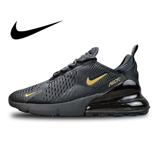 Original Nike Air Max 270 Men's Running Shoes Classic Comfortable Mesh Breathable Lightweight Sport Outdoor Sneakers AH8050 007