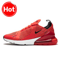Original Nike Air Max 270 Men's Sneakers Sports Outdoor Running Shoes Comfortable Durable Lightweight AH8050-100 Sell Well
