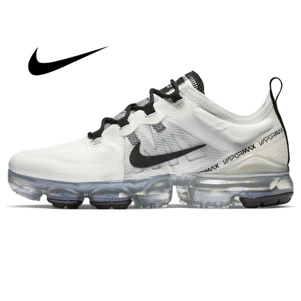 Uk Free Shipping 3-10 days Original Nike Air VaporMax 2019 Women's Running Shoes Comfortable Outdoor Sneakers Jogging Athletic Designer Footwear AR6632-100