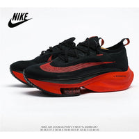 Original Nike Air Zoom Alphafly NEXT air cushion uses lighter and more breathable Atomknit material men's shoes 40-45