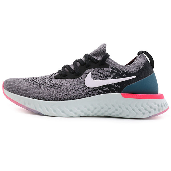 OriginalWMNS NIKE EPIC REACT FLYKNIT Women Running Shoes Stylish Athletic Sneakers Damping