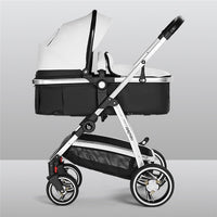 free ship ! Baby stroller lightweight folding umbrella cart can sit and lie super light small portable baby stroller