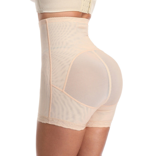 Shapewear Women Butt Lifter High Waist Trainer Body Shaper Fajas Slimming Underwear with Tummy Control Panties Thigh Slimmer