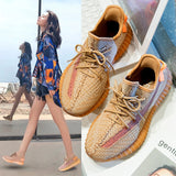 Shoes women's shoes breathable casual sports shoes