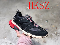 Top quality Hiking Shoes Men's Women's Speed Track 3.0 Male Chunky Sneakers Brand Cross Breathable outdoor Dad shoes 36-45