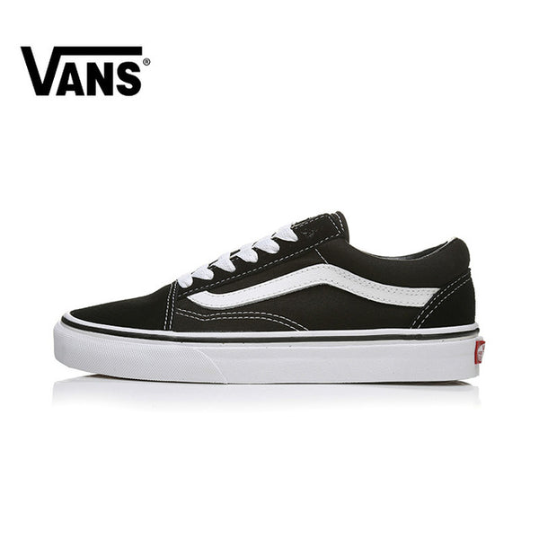 Vans Old Skool BlackWhite | Vans shoes women, Vans sneakers