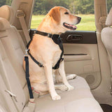 Vehicle Car Pet Dog Cat Seat Belt Puppy Car Seatbelt Harness Lead Clip Pet Dog Supplies Safety Lever Auto Traction Products