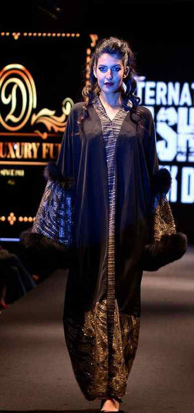 Luxury Fashion Brand ABAYA with Fur, Linen, Velvet, Cotton, Silk, Available in Dubai , UAE, worldwide shipping , Order Online