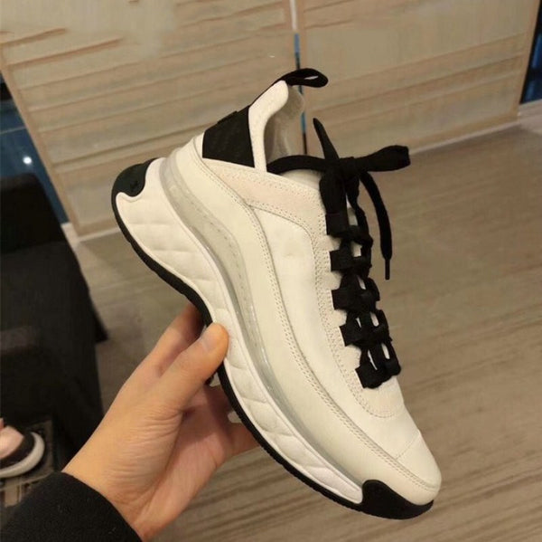 White Shoes Women Platform Sneakers Fashion Brand Ladies Casual footware Breathable Running Women's Shoes zapatos de mujer