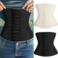 Women Waist Trainer Slimming Belts Body Shapers Fat Burning Modeling Waist Cinchers Reducing Shapewear Sauna Belt Lose Weight