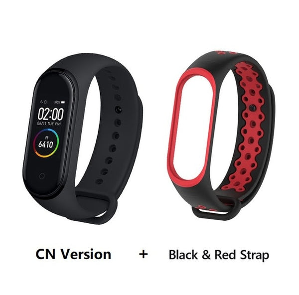 Xiaomi Mi Band 4 2019 Newest miband 4 Mp3 Music fuction color screen Fitness Heart Rate Time Bluetooth 5.0 Smartwatch