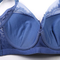 new fashion plump women big size push up bra thin cup bra underwear C D intimate for female bralette lingerie bras for women