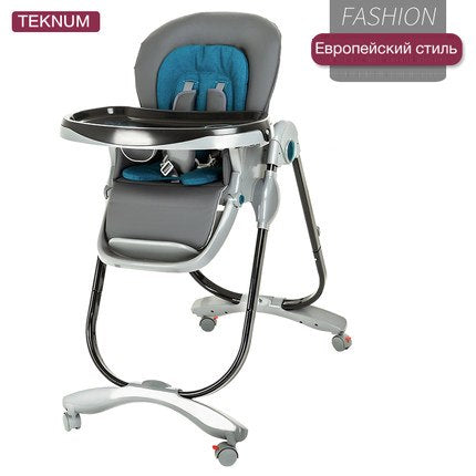 Teknum baby seat chair folding multi-purpose portable baby chair children's dining table chair