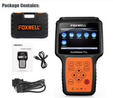 OBD2 Automotive Scanner Foxwell NT614 Engine ABS Airbag SRS Transmission Oil EPB Reset Diagnostic Tool OBD ii Diagnosis Scanner