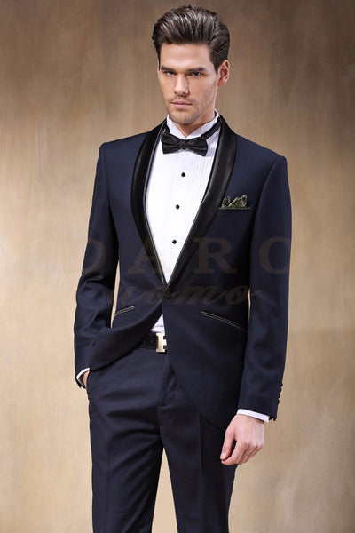 f754b16fea ... DARO New Arrival Male Wedding Dress Tuxedos Men's Party Suit Slim Fit  Full Dress DR8800 ...