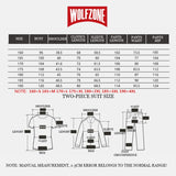 WOLF ZONE Brand Business Casual Luxury Suit Men Slim Fit Suits with Pants 2 Piece Wedding Blazer Mens Formal Party Jacket