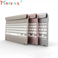 "Reliable Wireless Bluetooth Keyboard Case For Apple iPad 5/iPad 6/iPad Pro 9.7"" Intelligent sleep mode"