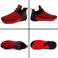 Newest Onemix warm height increasing shoes winter men & women sports shoes outdoor men's running shoes size EU 36-46