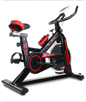 New arrival professional fitness spinning home mute indoor exercise fitness pedal exercise bike fitness with instrument display