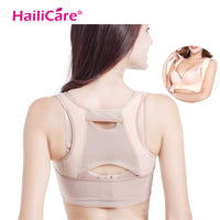 Back Care Posture Corrector Adjustable Clavicle Brace Shoulder Support Strap for Women Improve Sit Walk Prevent Slouching