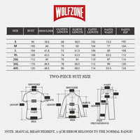 WOLF ZONE Brand Luxury Suit Men Business Casual Slim Fit Suits with Pants 2 Piece Wedding Blazer Mens Formal Party Jacket