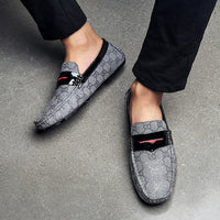 Hot Genuine Leather Men Shoes Slip On Men Peny Loafers Fashion Autumn Mens Shoes Casual Shoes 20D50