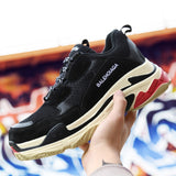2018 Hot Sale Men Luxury Brand Footwear Plus Size 46 Casual Shoe For Men Wearable Youth Fashion Male Shoe Flats Walking Sneakers
