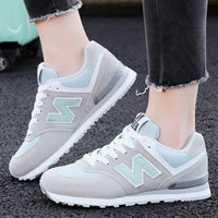 Running Shoes Sneakers Breathable Women's Shoes Outdoor Sport Shoes Woman Jogging Ladies Footwear Zapatillas Mujer Baskets Femme