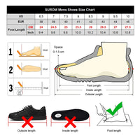 SUROM Couple Sneakers Men Running Sports Shoes Air Cushion Masculino Jogging Shoes Zapatillas Hombre Deportiva Training Sneakers