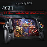 S192K 7 inch 1920X1200 Quad Core 4G/64GB New GamePad 10000mAh Android 5.1 Tablet PC Video Game Console 18 simulators/PC Game