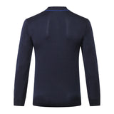 TACE&SHARK Billionaire sweater men's launching fashion comfort solid color zipper collar leisur silk clothing free shipping