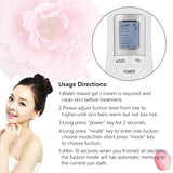 Beauty Star Double RF Radio Frequency Facial Mesotherapy LED Photon Therapy Face Lifting Skin Rejuvenation Face Massage Machine