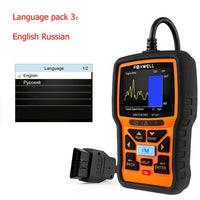 Foxwell NT301 OBD OBD2 Scanner Car Engine Code Reader Diagnostic Tool Multi-languages Universal odb 2 odb2 Automotive Scanner