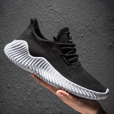 Hemmyi Sneakers Men Flyknit Breathable Casual Male Footwear Light Big Size Tenis Masculino Adulto Support Dropshipping 39-47